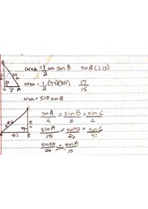 Area of Triangles Problems