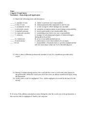 Chapter 2Legal Issues