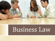 Business Law Final - group 7
