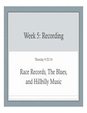 PPT 9-22-16 (Race Records, the Blues, and Hillbilly Music).pdf