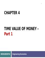 Chapter 4 Time Value of Money_Part 1.ppt
