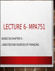 Lecture+6+Liabilities++Sources+of+Financing.ppt