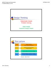 Lecture 2B Design Thinking V2 SPRING 2015.pdf