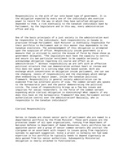 Public opinion essay