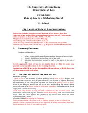L3 Levels of Rule of Law Institutions.docx