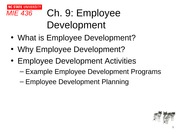 ch9_Employee_Development