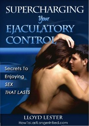 EjaculatoryControl