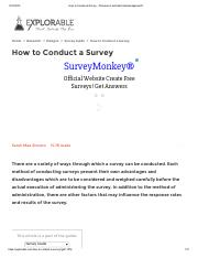 How to Conduct a Survey - Personal or self-administered approach_.pdf