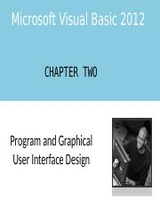 VB Chapter Two PowerPoint.pptx
