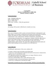Syllabus - Business Communications 2.docx