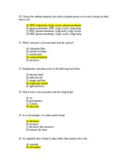 practice test 2 with answers highlighted