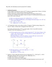 Homework Solution Lecture 05-07