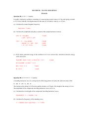 ENG1081 Exam Waves Solutions S2 2015