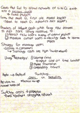 Strategies to Maintain Users Notes