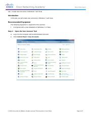 6.1.2.3 Lab - Create User Accounts in Windows 7 and Vista (1).docx
