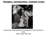 American Religioius History  10.28.14 Powerpoint for students