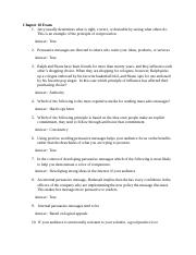 Chapter 10  - BUSINESS COMMUNICATION