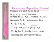 STAT340 GENERATING DEPENDENT NORMAL_July_21