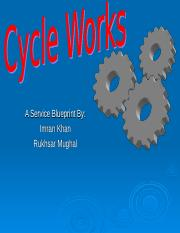 Blueprint-Cycle Works