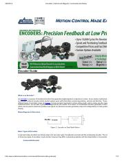 Encoders _ Optical and Magnetic, Incremental and Rotary.pdf