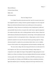 Research Position Paper 1