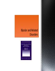 Bipolar and Related Disorders MH 2014 (1)