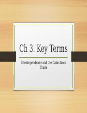 Ch 3. Interdependence and the Gains from Trade.pptx