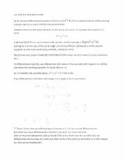 MATH 153 Fall 16 Lecture 21 Implicit Differentiation