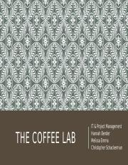 The COFFEE LAB.pptx