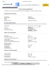 Check Calculation Worksheet Ericsson