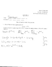 kouba math 17c homework solutions