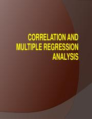 corelation and-Multiple-Regression-Analysis