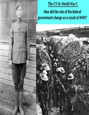 US and WWI.ppt