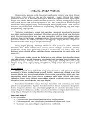 Akuntansi Untuk Utang Wesel Tidak Berbeda Dengan Obligasi Utang Wesel Jangka Course Hero