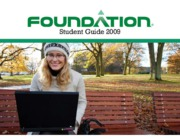FoundationManagerGuide_StudentGuide