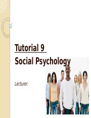 social psych tutorial to show.ppt