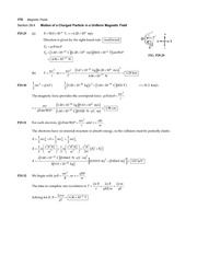 830_Physics ProblemsTechnical Physics