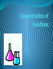 Concentration of Solutions PPT.pptx.pptx