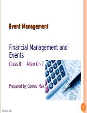 Lecture Notes - Class 8_Financial Management (S) (1).ppt