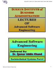 S2015_ASE_Lecture_09_Sociotechnical Systems_Part_1