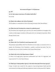 US Government Ch9-10 Questions.docx