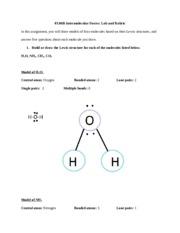 03 06 Lab 2 - 03 06B Intermolecular Forces Lab and Rubric In