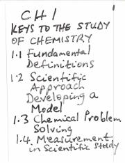 CHEM 159 CH1 notes