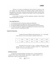 Calculus for Business - Chapter 3.docx