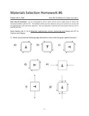 HW #6_Solutions