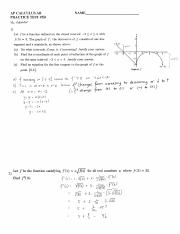 Practice Test #5B w solutions