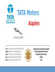 Tugas Global Marketing - TATA Motors revran.pptx