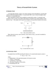 second_order_theory_011805