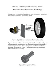 Study Guide on Mechanical Power Transmission