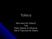 Toltecs-Students